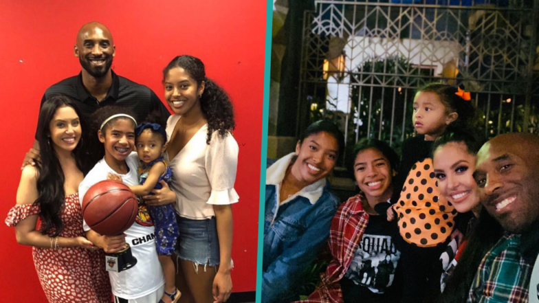 Kobe and Vanessa Bryant's Touching Family Moments Through The Years
