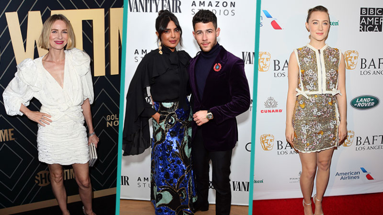 Priyanka Chopra, Nick Jonas and More Stars Dazzle At Golden Globes Pre-Parties: See The Looks!