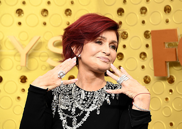 Sharon Osborne ditches trademark red locks