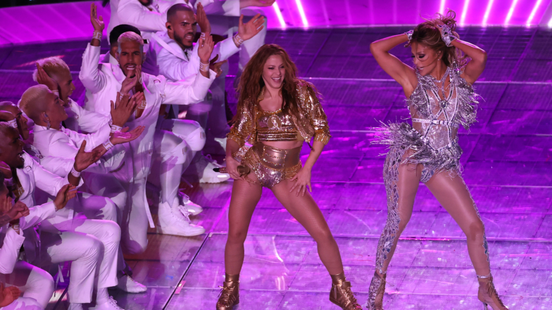 Jennifer Lopez And Shakira's Super Bowl LIV Halftime Show