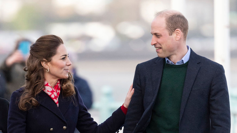 Kate Middleton And Prince William Shares Sweet Gazes, Laughs And Show Rare Affection During Seaside Royal Appearances