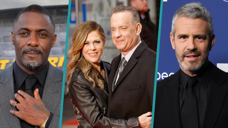 Celebrities Who Tested Positive For Coronavirus