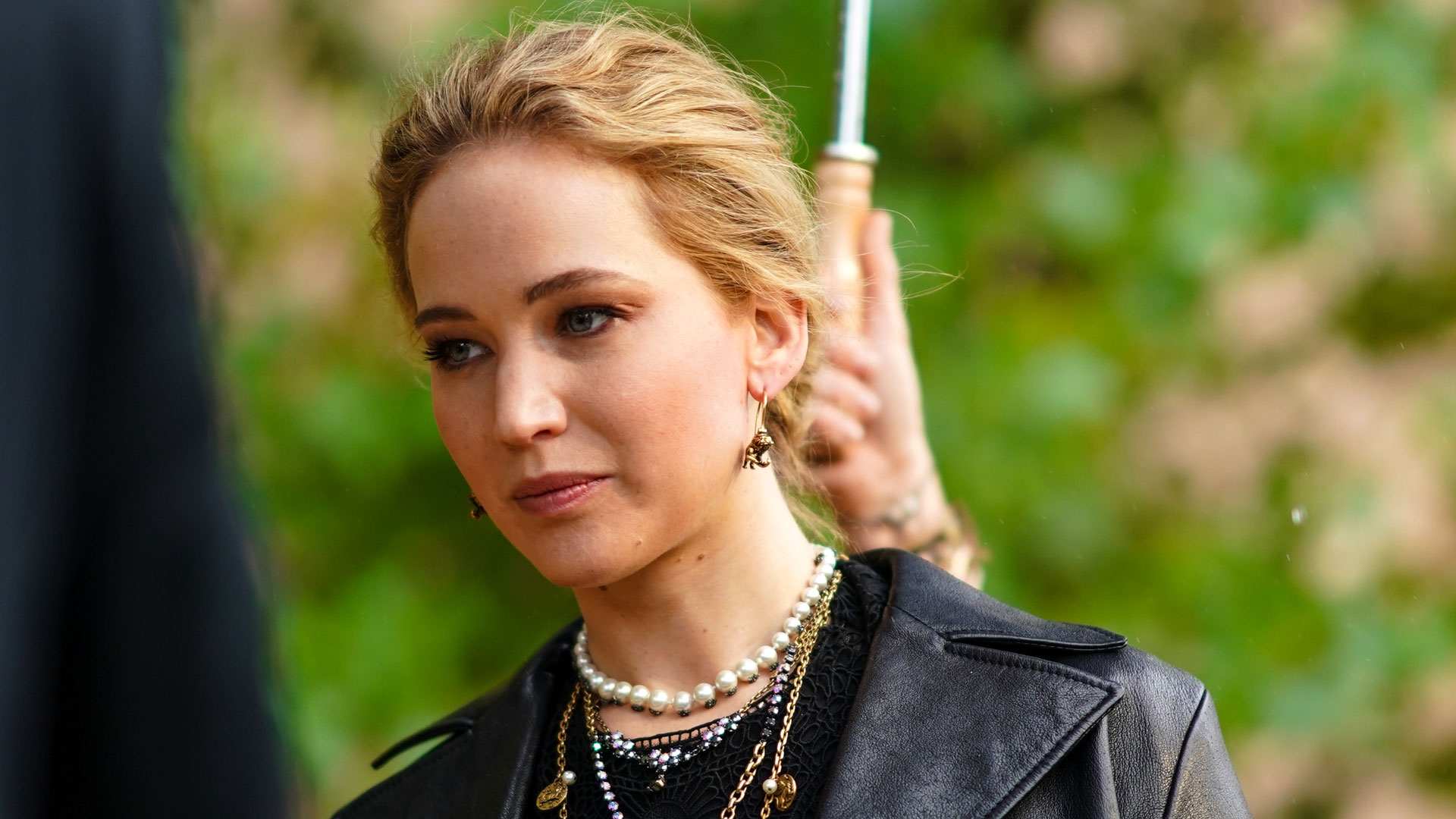 Jennifer Lawrence and Cooke Maroney restrain alleged intruder at their LA home
