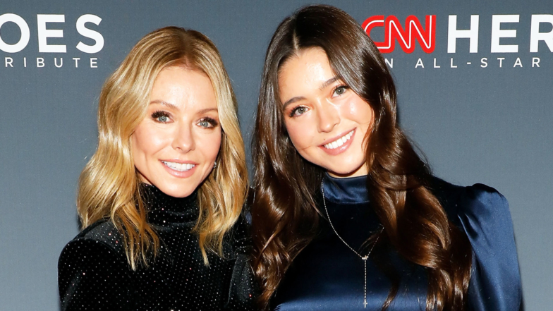 Kelly Ripa's Daughter Lola Is Stunning Just Like Her Mom