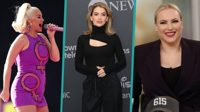 Katy Perry, Hilaria Baldwin, Meghan McCain & More Celebs Pregnant During Coronavirus Pandemic