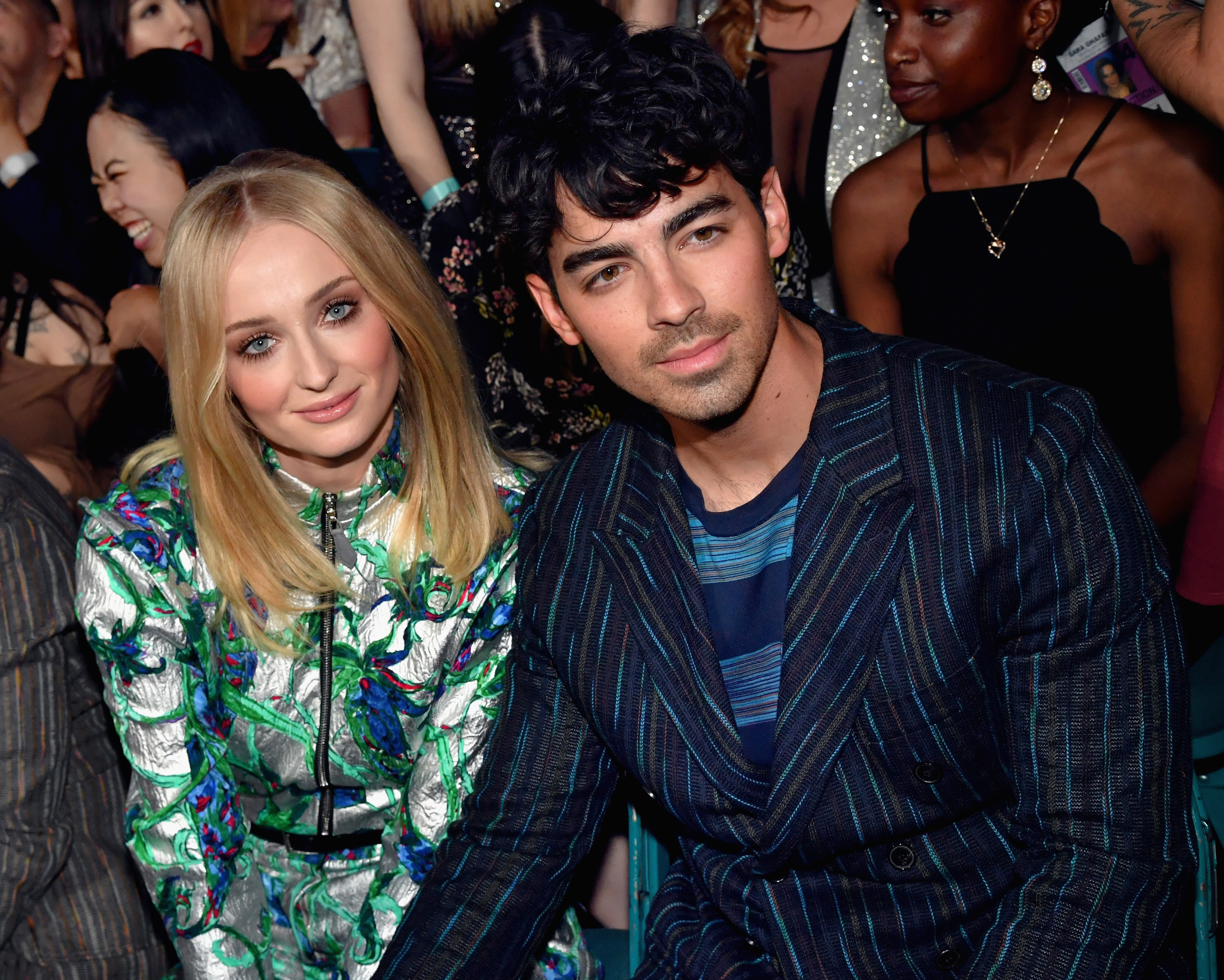 Joe Jonas Shares First Selfie With Sophie Turner Since Welcoming Daughter Willa