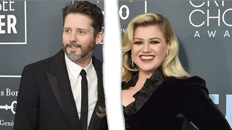 Kelly Clarkson Files For Divorce From Brandon Blackstock