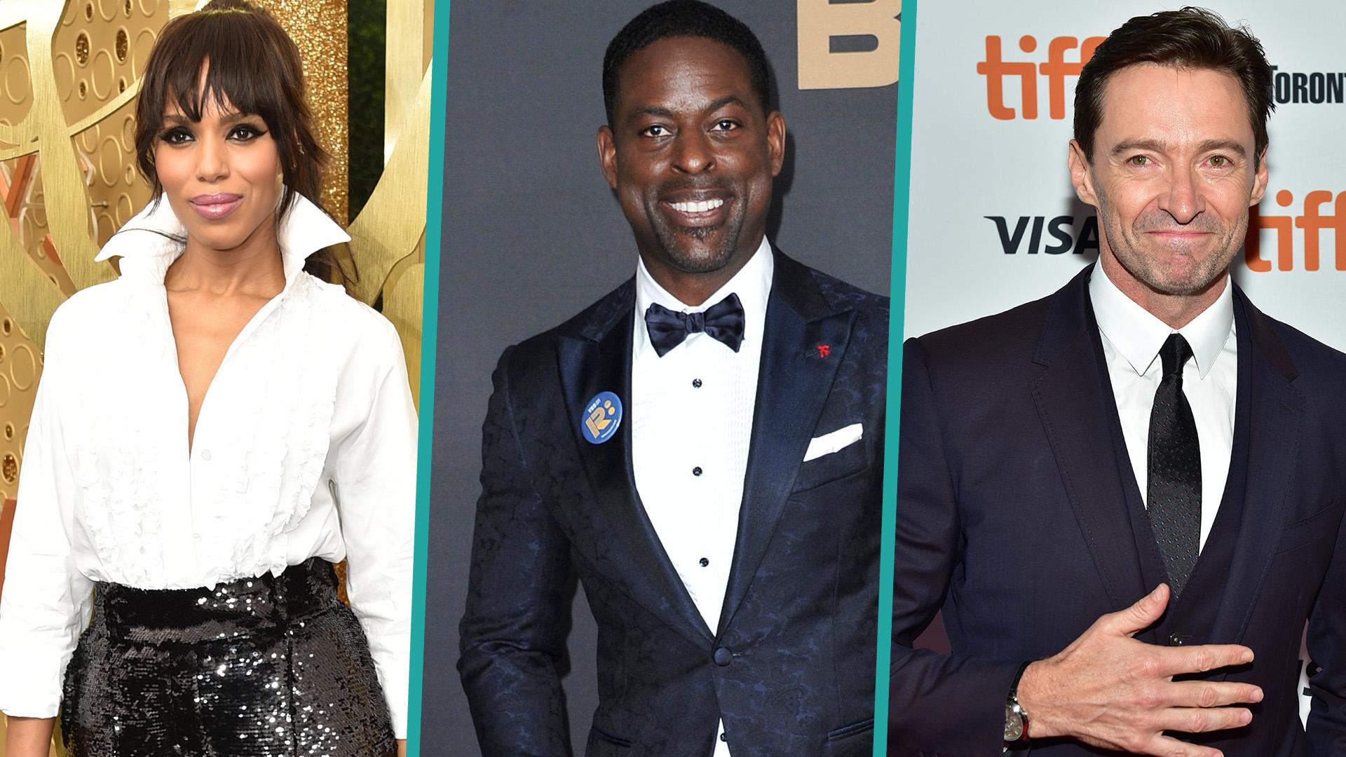 Hugh Jackman on his Emmy nom and Ryan Reynolds: 'He's devastated'