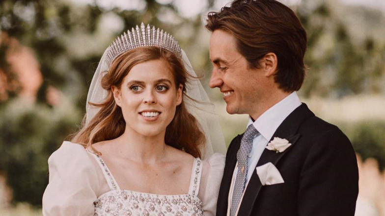 Princess Beatrice & Edoardo Mapelli Mozzi's Royal Wedding Photos
