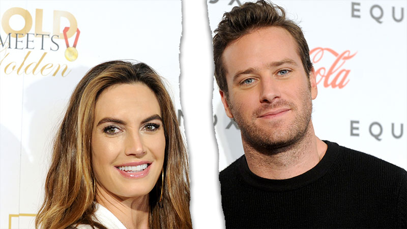 Armie Hammer And Wife Elizabeth Chambers Split After 10 Years Of Marriage