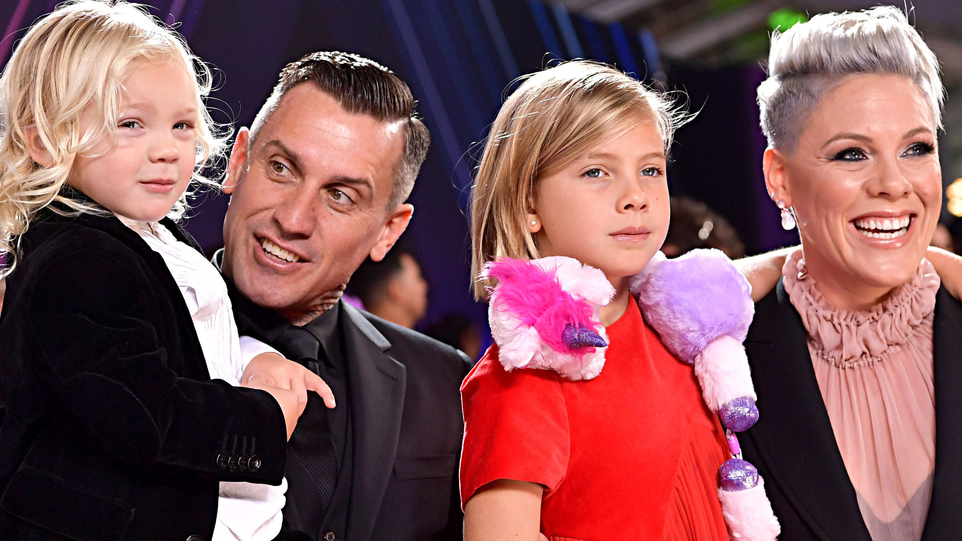 Pink & Carey Hart's Sweetest Family Moments | Access