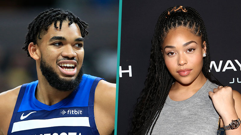 Jordyn Woods And Karl Anthony Towns Make Their Relationship Instagram Official Access