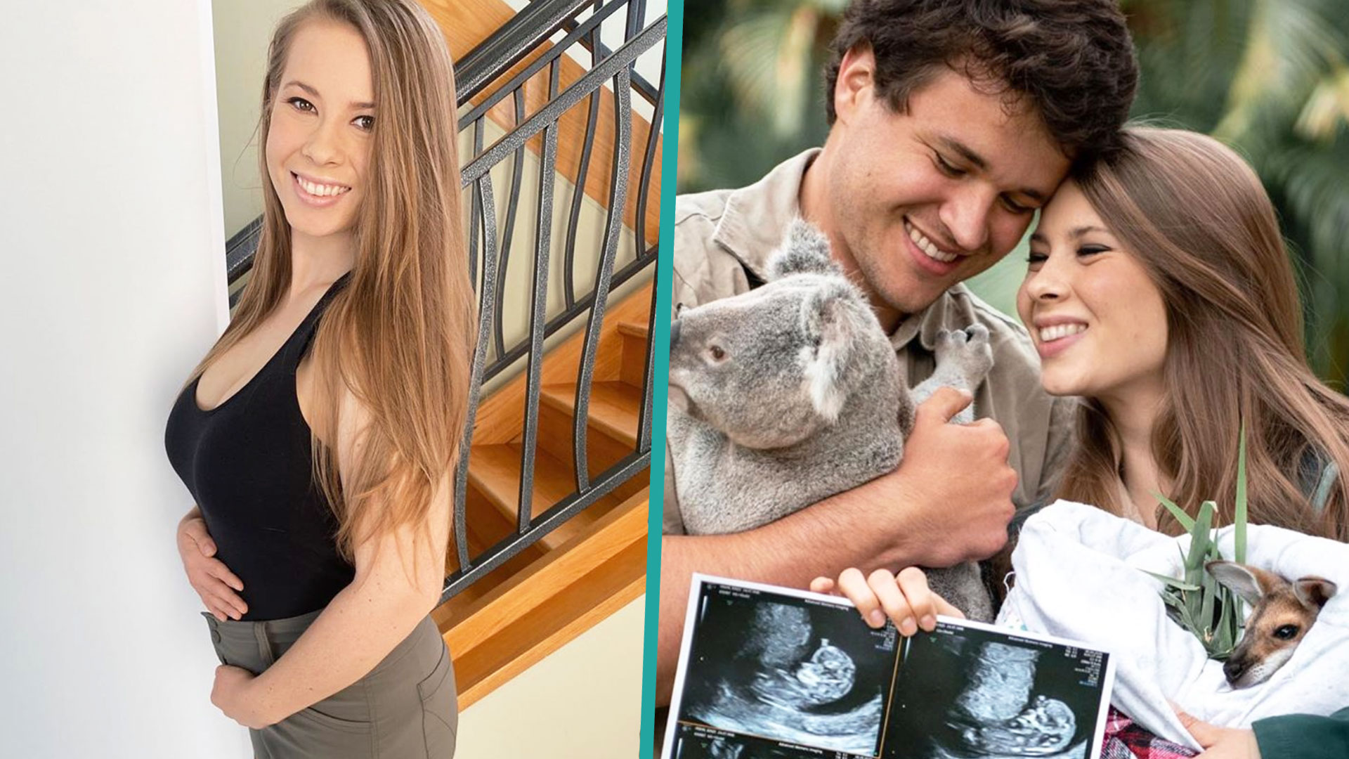 Bindi Irwin Shares a New Photo of Her Baby Bump""
