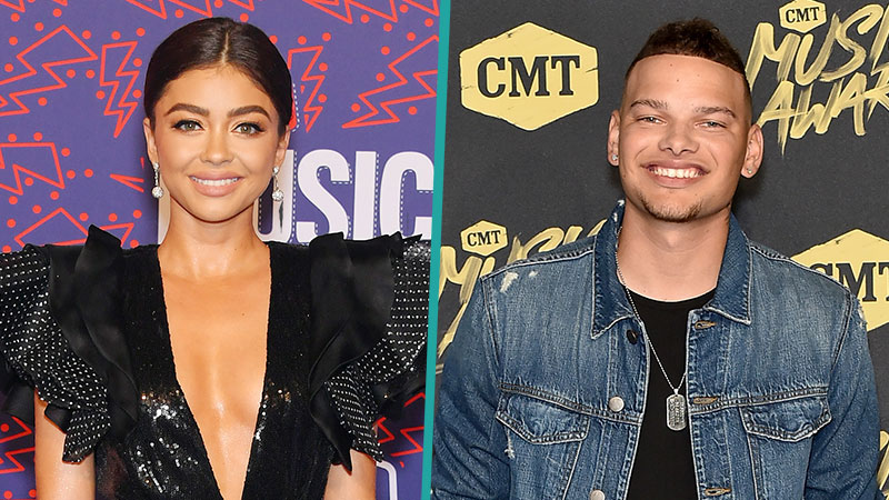 Sarah Hyland And Kane Brown Will Co-Host 2020 CMT Music Awards