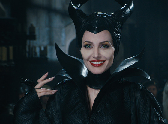 Angelina Jolie Perfected Maleficent Voice While Bathing
