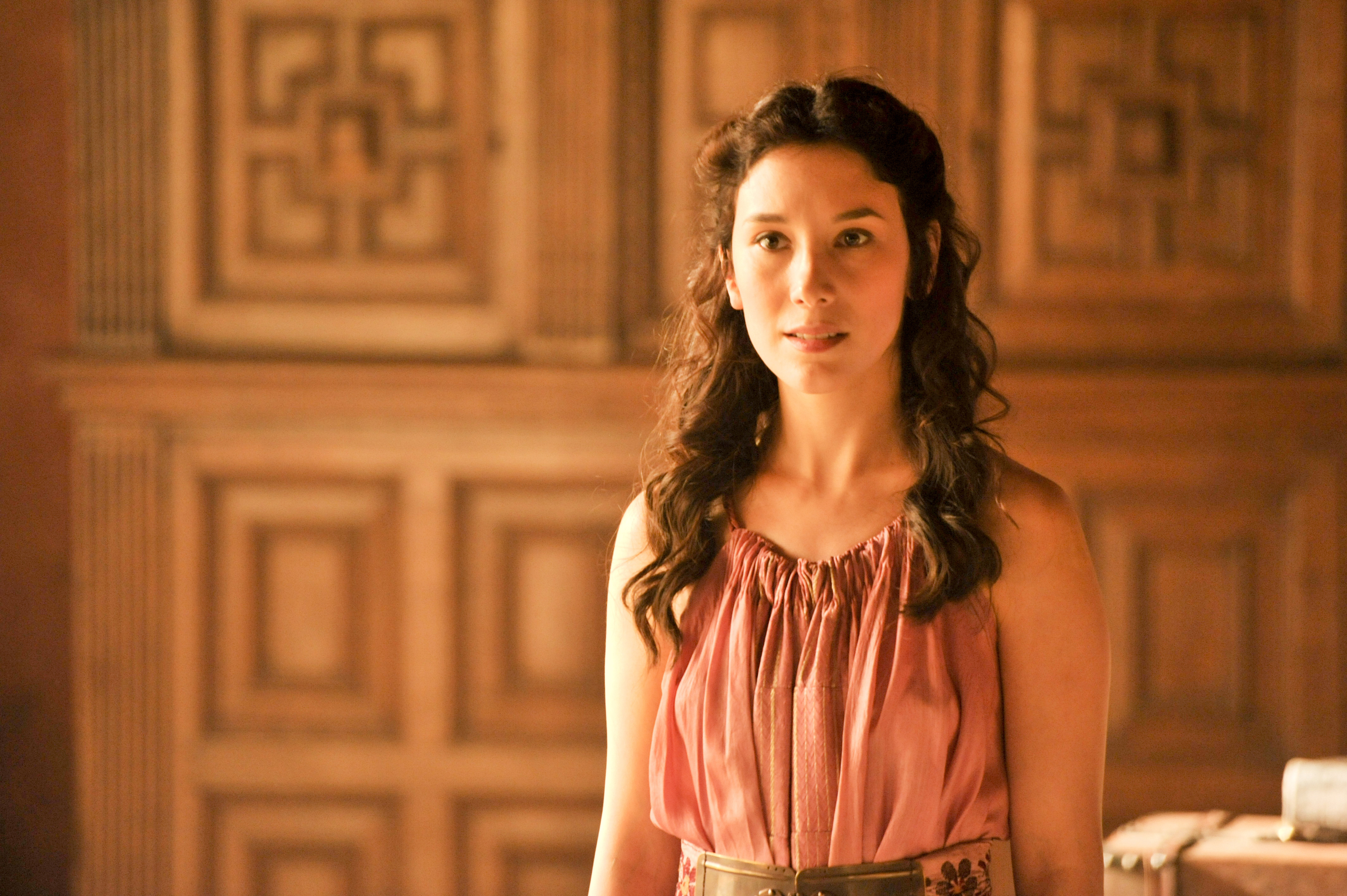 Sibel Kekilli On What Happened With Tyrion & Shae In The