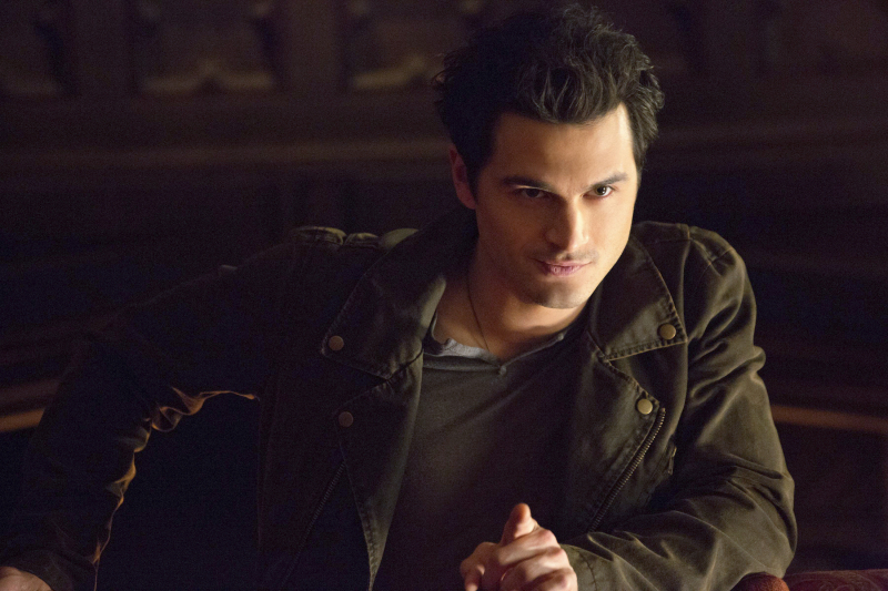 'Vampire Diaries' Q&A: Michael Malarkey On Enzo's Pain ...
