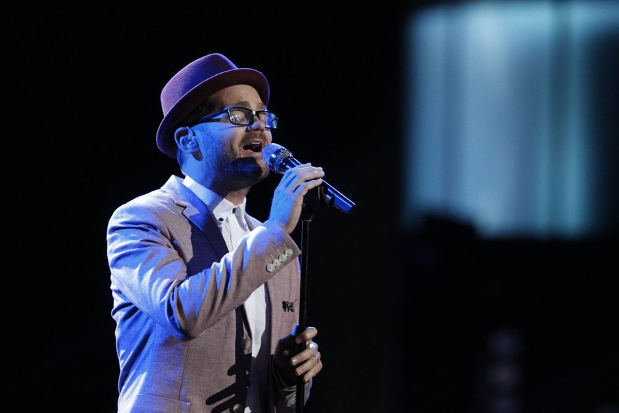 Josh Kaufman: His 'The Voice' Experience | Access Online