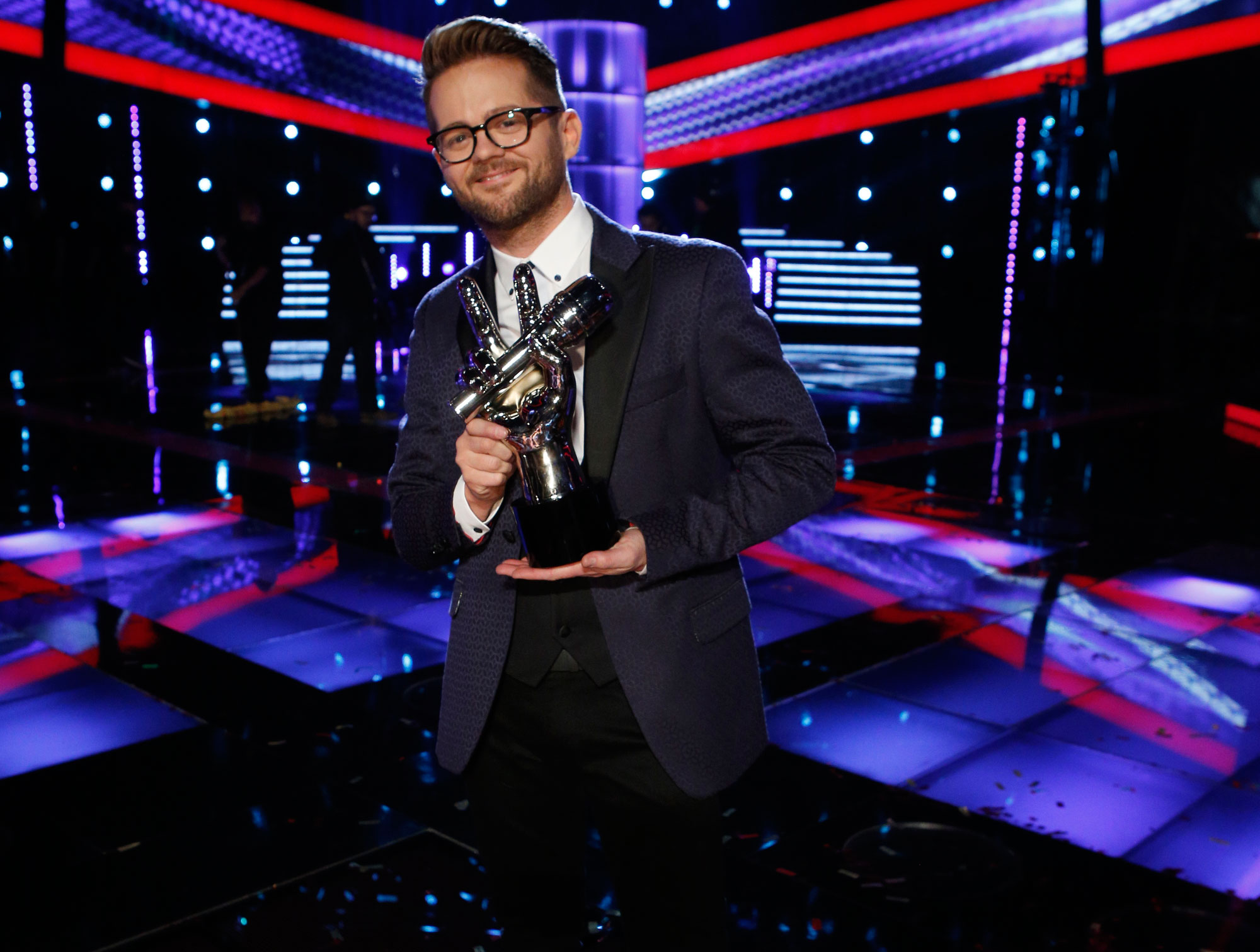 The Voice' Champ Josh Kaufman Almost Never Auditioned