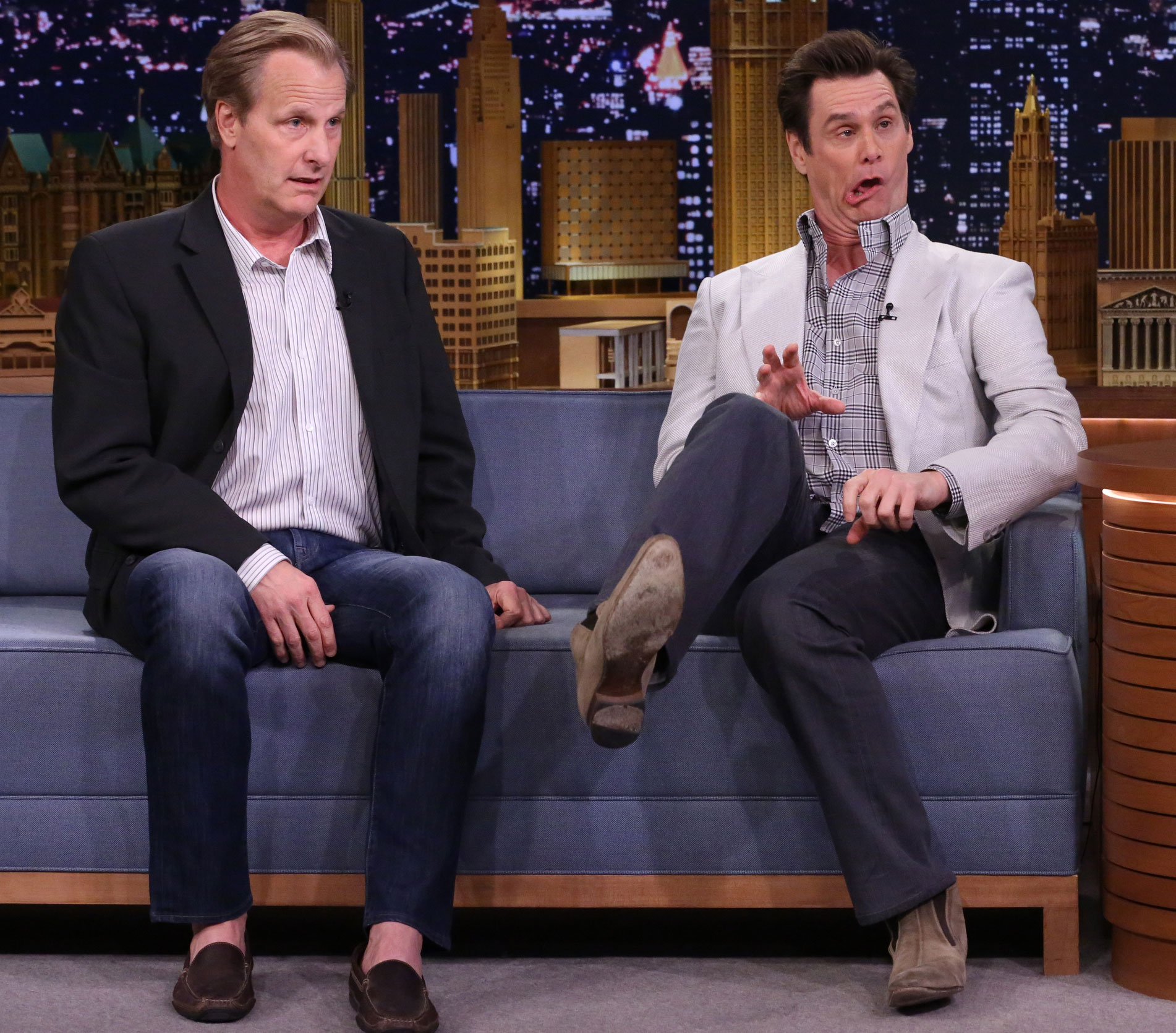 Roll Call: Jim Carrey & Jeff Daniels' 'Dumb And Dumber To