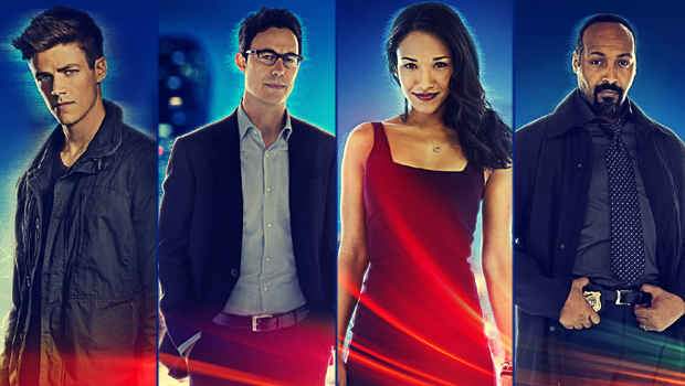 The Flash': Check Out Electrifying Cast Images (Exclusive