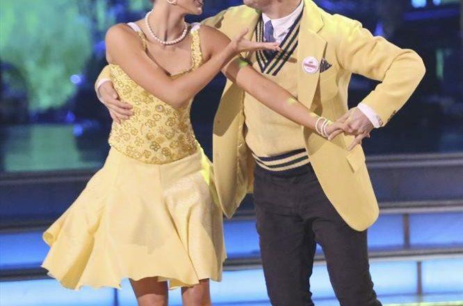 'Dancing With The Stars' Darling Sadie Robertson