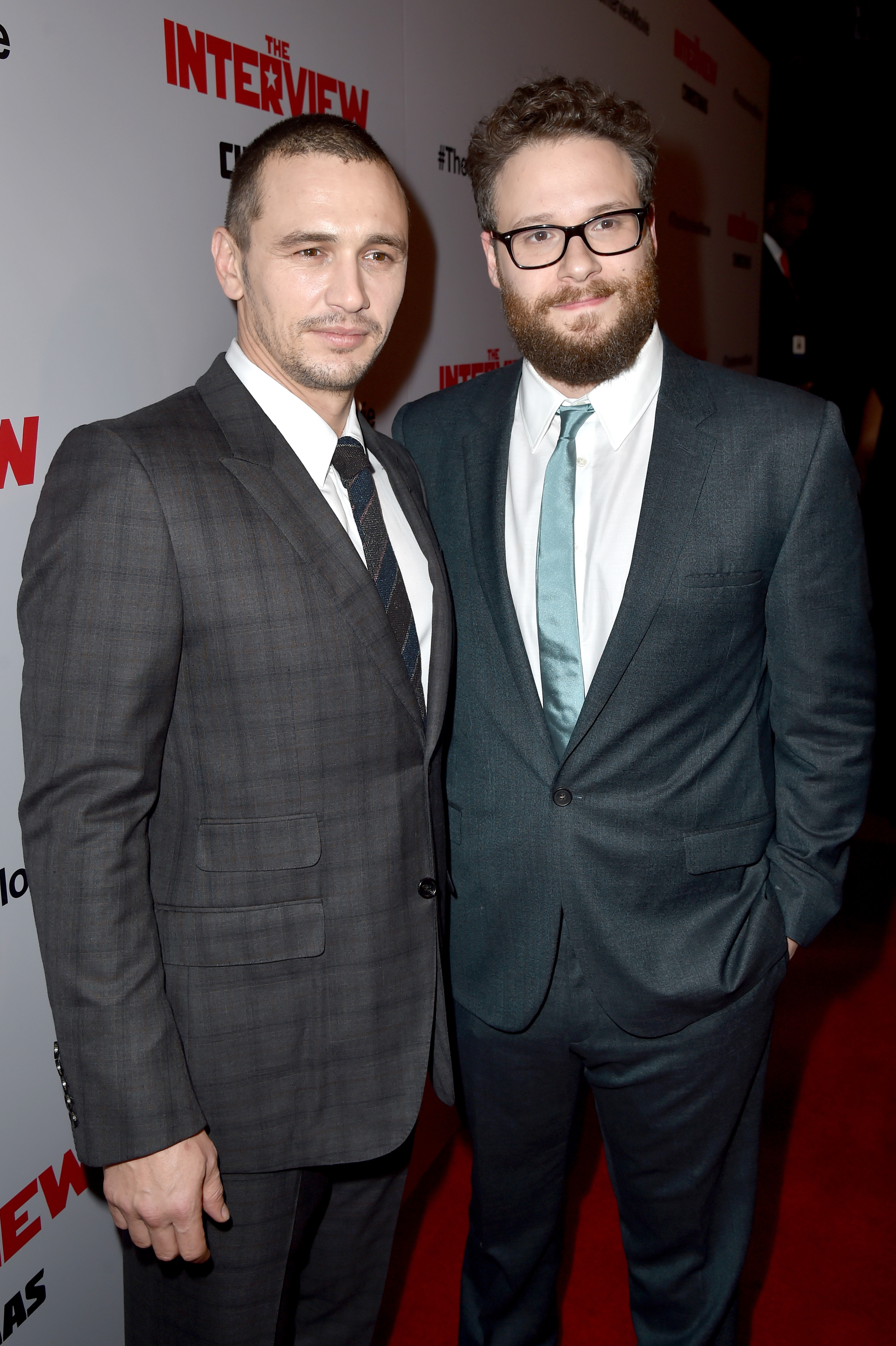 Seth Rogen & James Franco Slam Sony Hack, Blames Media For ...
