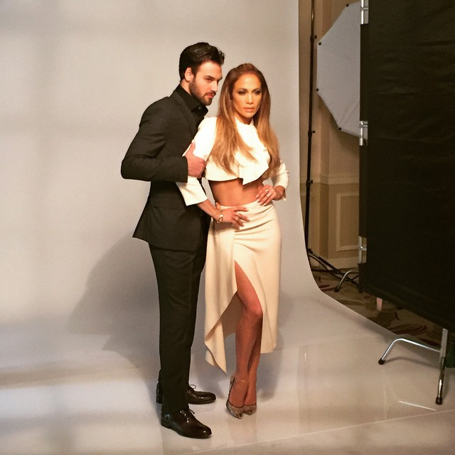 Jennifer Lopez & Ryan Guzman Bare All For Real In 'The Boy