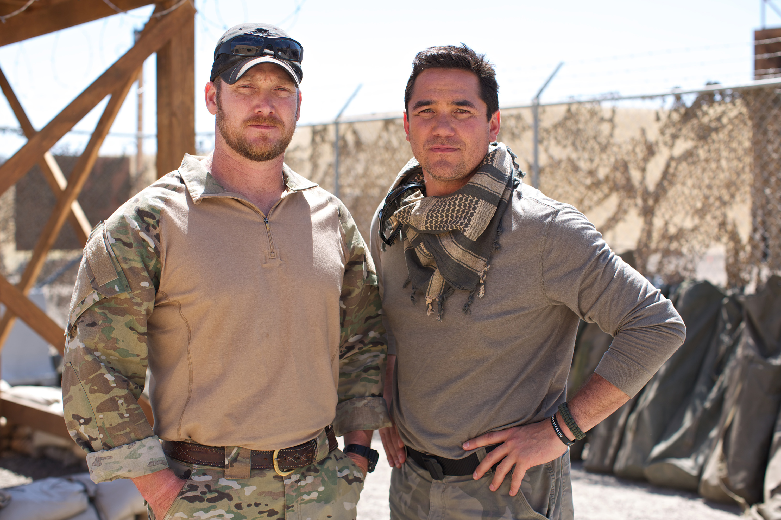 Dean Cain Defends 'American Sniper': 'Chris Kyle Is An ...