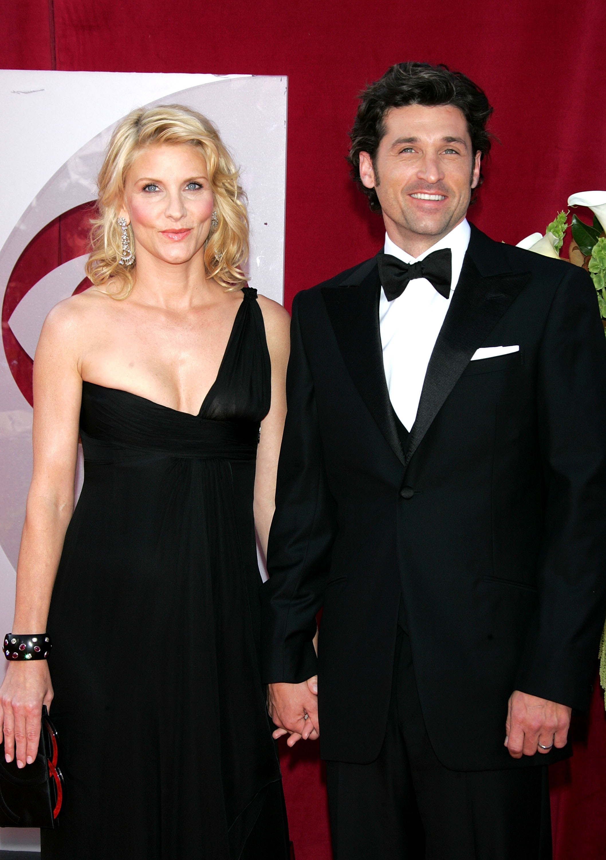 Patrick Dempsey Wife Jillian In Happier Times Access Online