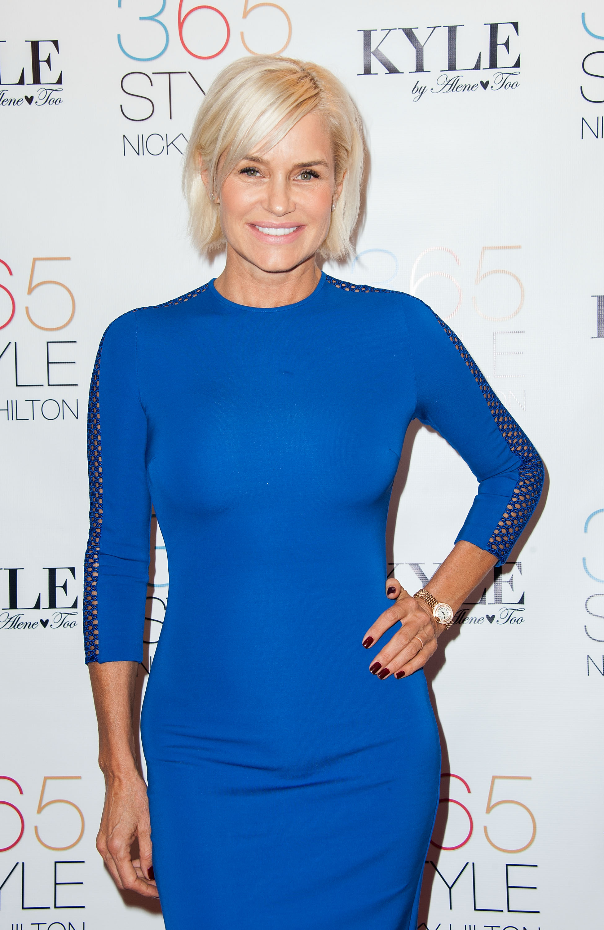 Yolanda Foster: Leaking Silicone Breast Implant May Be ...
