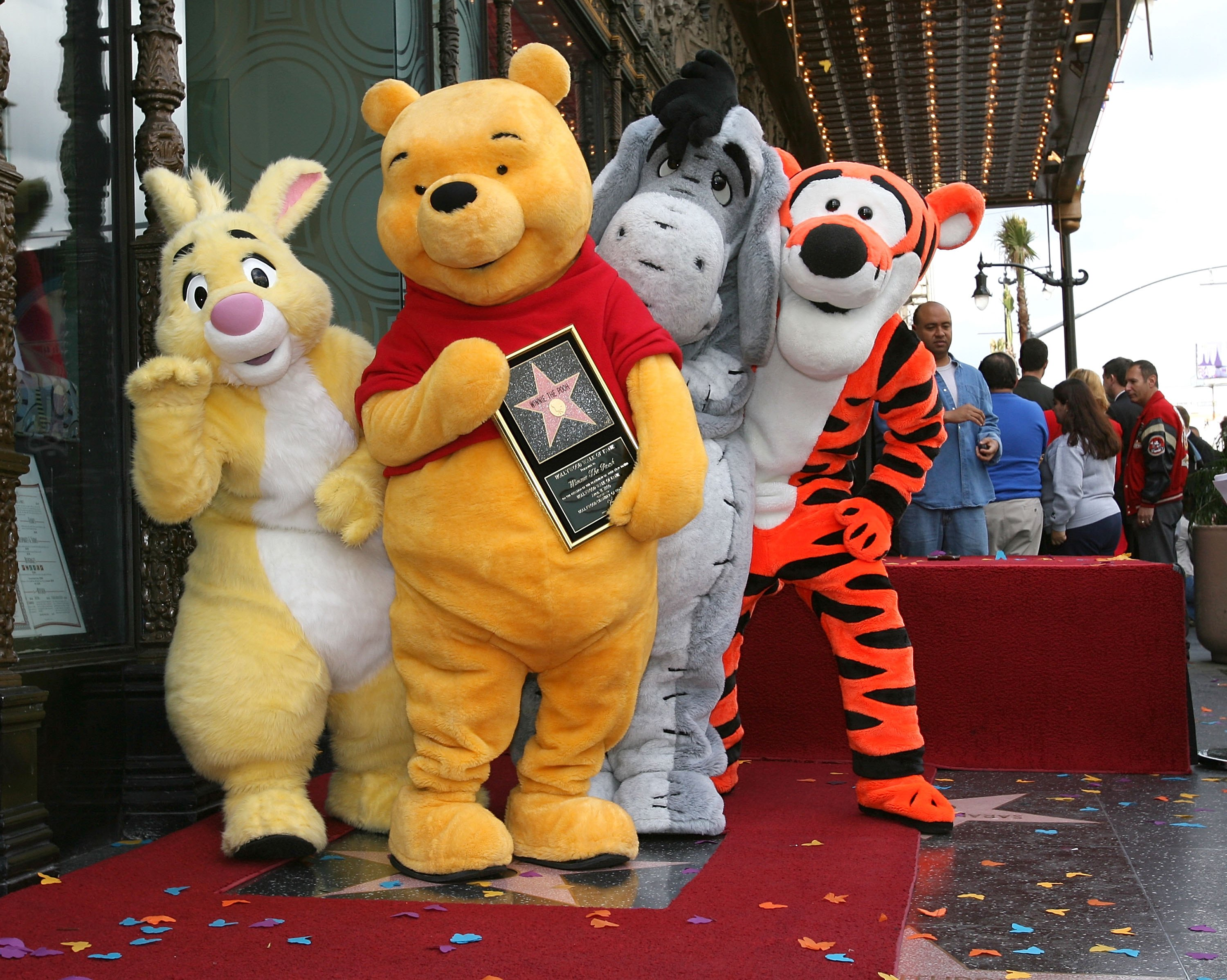 Winnie The Pooh To Get Live Action Movie Treatment Access Online