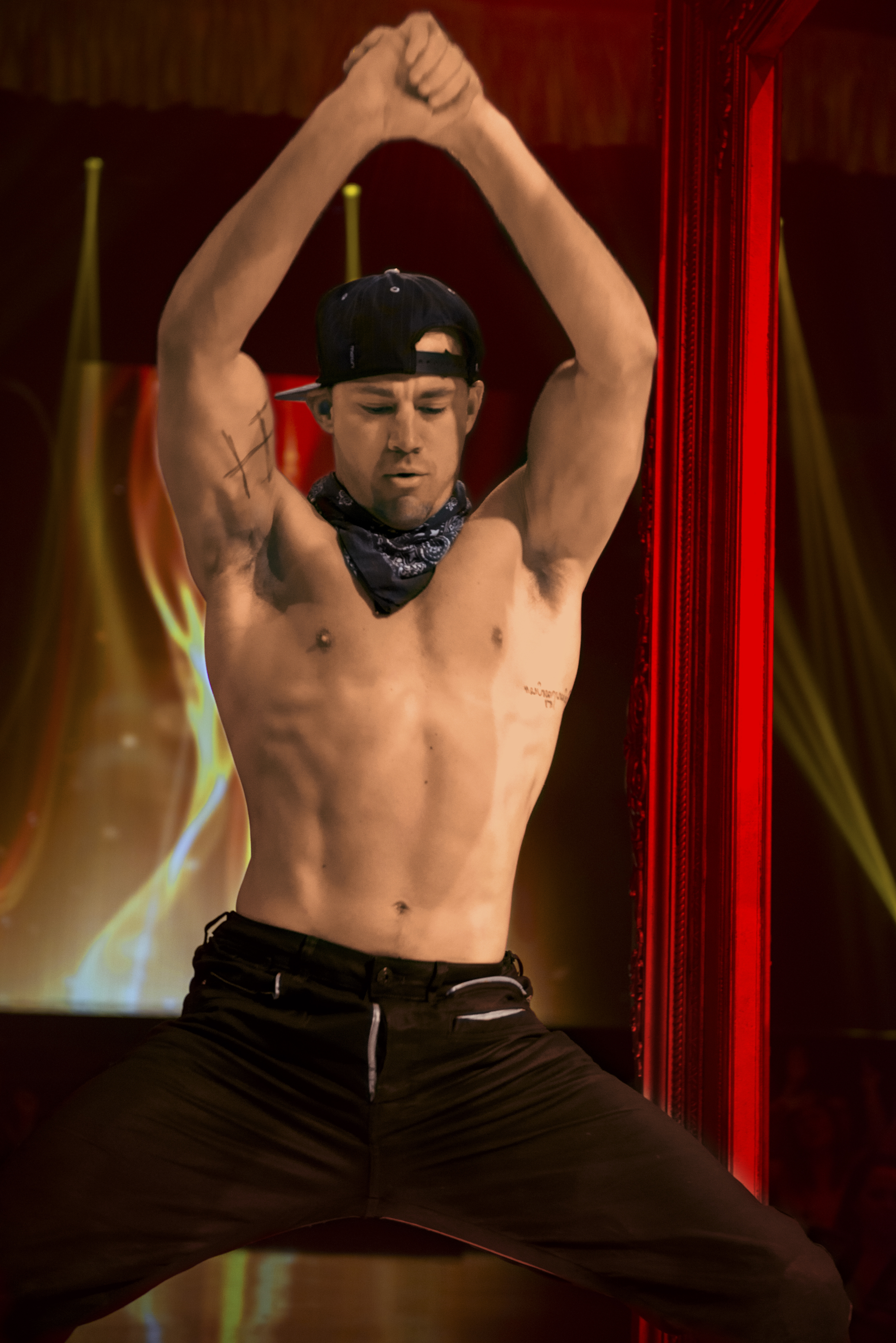 Magic Mike Online