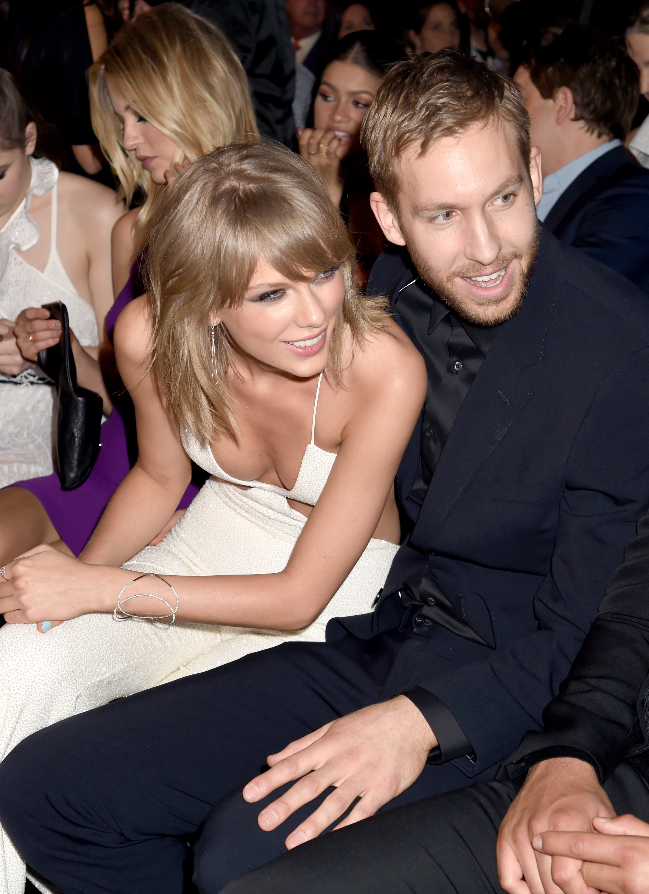 Calvin Harris Talks Dating Taylor Swift It S Absolutely Fantastic Access Online