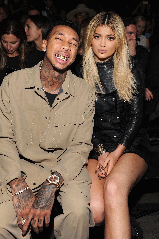 7895f8245d10 Kylie Jenner   Tyga Split On Rapper s Birthday