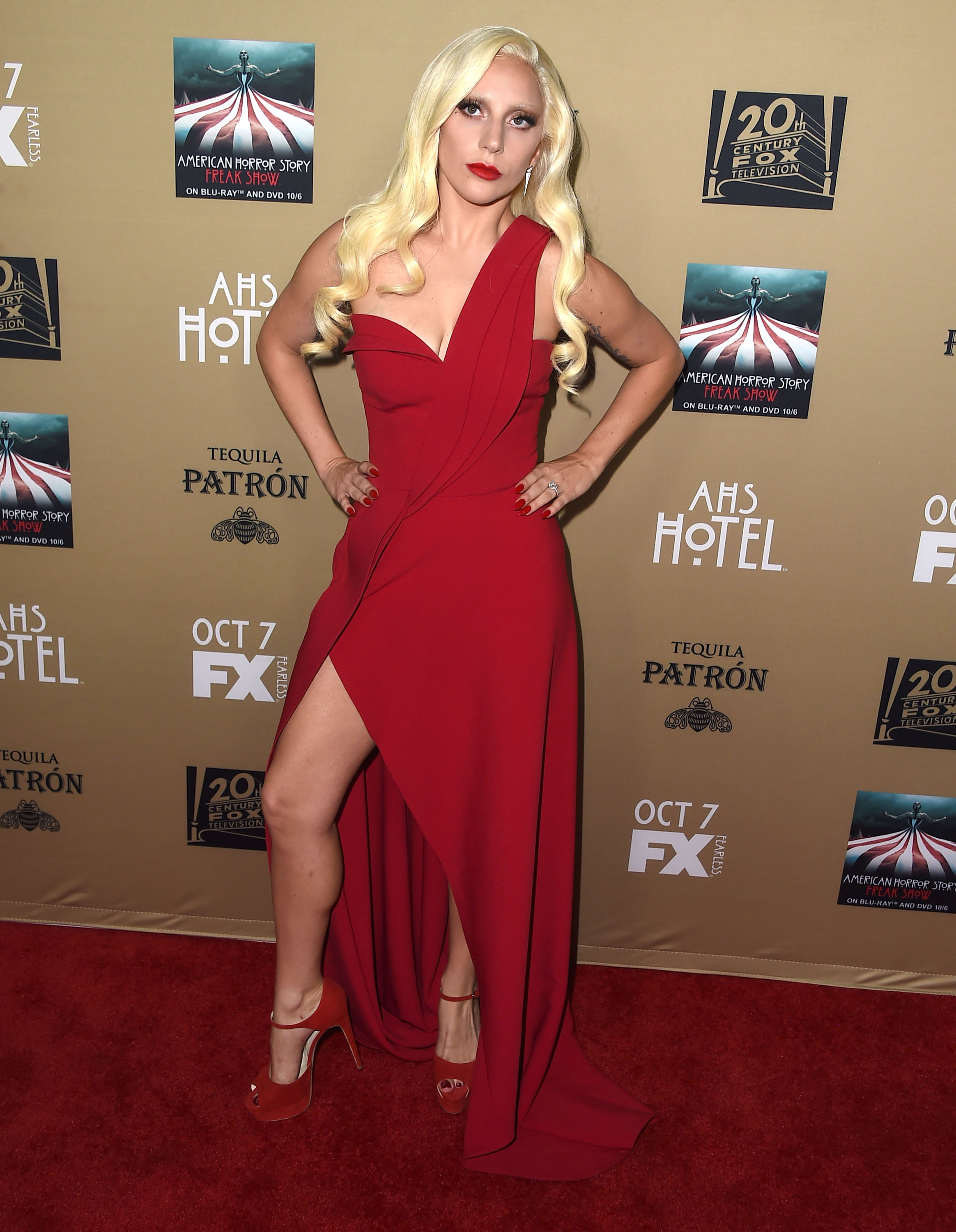 Lady Gaga On Her American Horror Story Hotel Sex Scenes They Dont Scare Me -7642