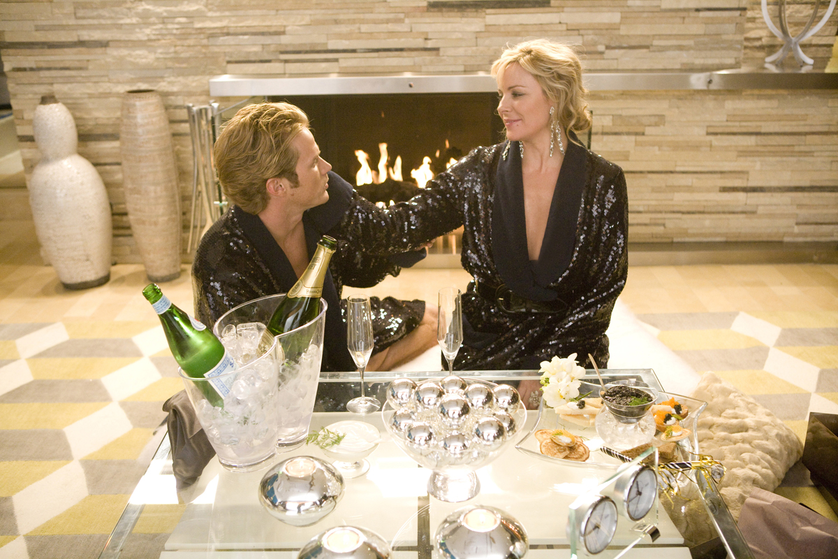 SEX AND THE CITY – Kim Cattrall – Jason Lewis
