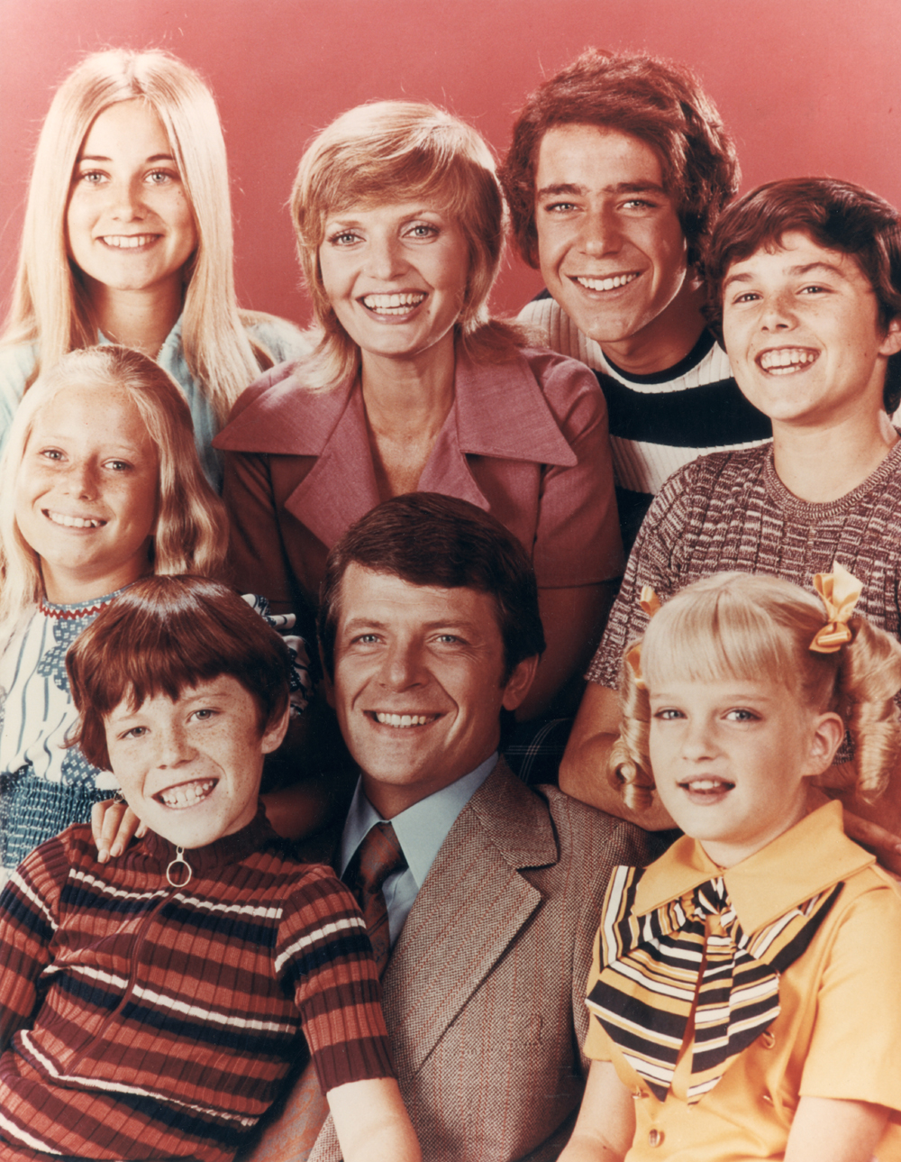 The-cast-of-'The-Brady-Bunch'