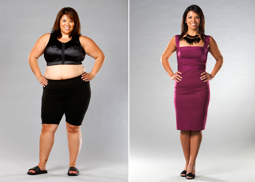 vicky biggest loser now
