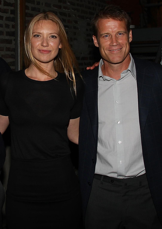 Fringe Co-Stars Anna Torv & Mark Valley Wed | Access Online