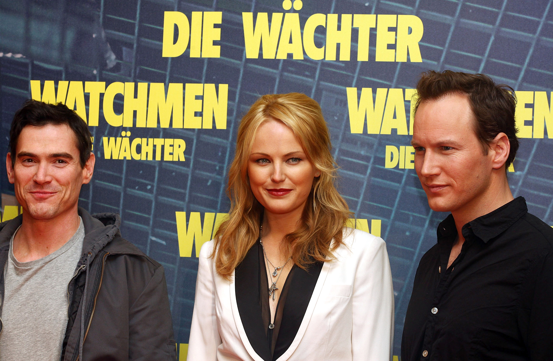 Watchmen's' World Tour   Access Online