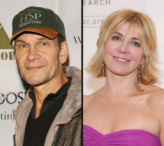 Patrick Swayze Remembers Natasha Richardson