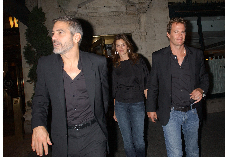 George Clooney Defends Pal Rande Gerber Against Sexual