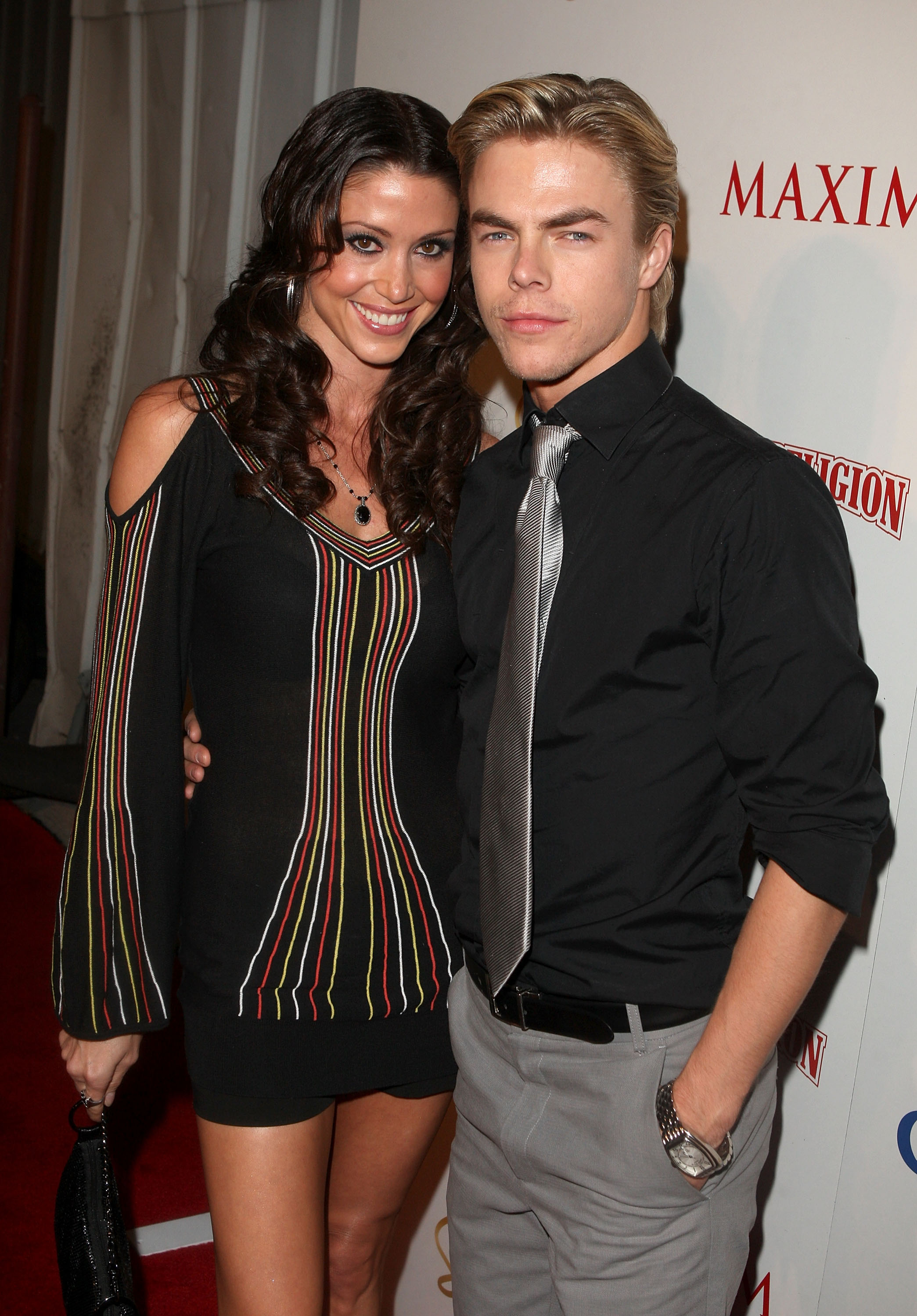 Are derek hough and shannon elizabeth still dating question-to-ask-when-dating