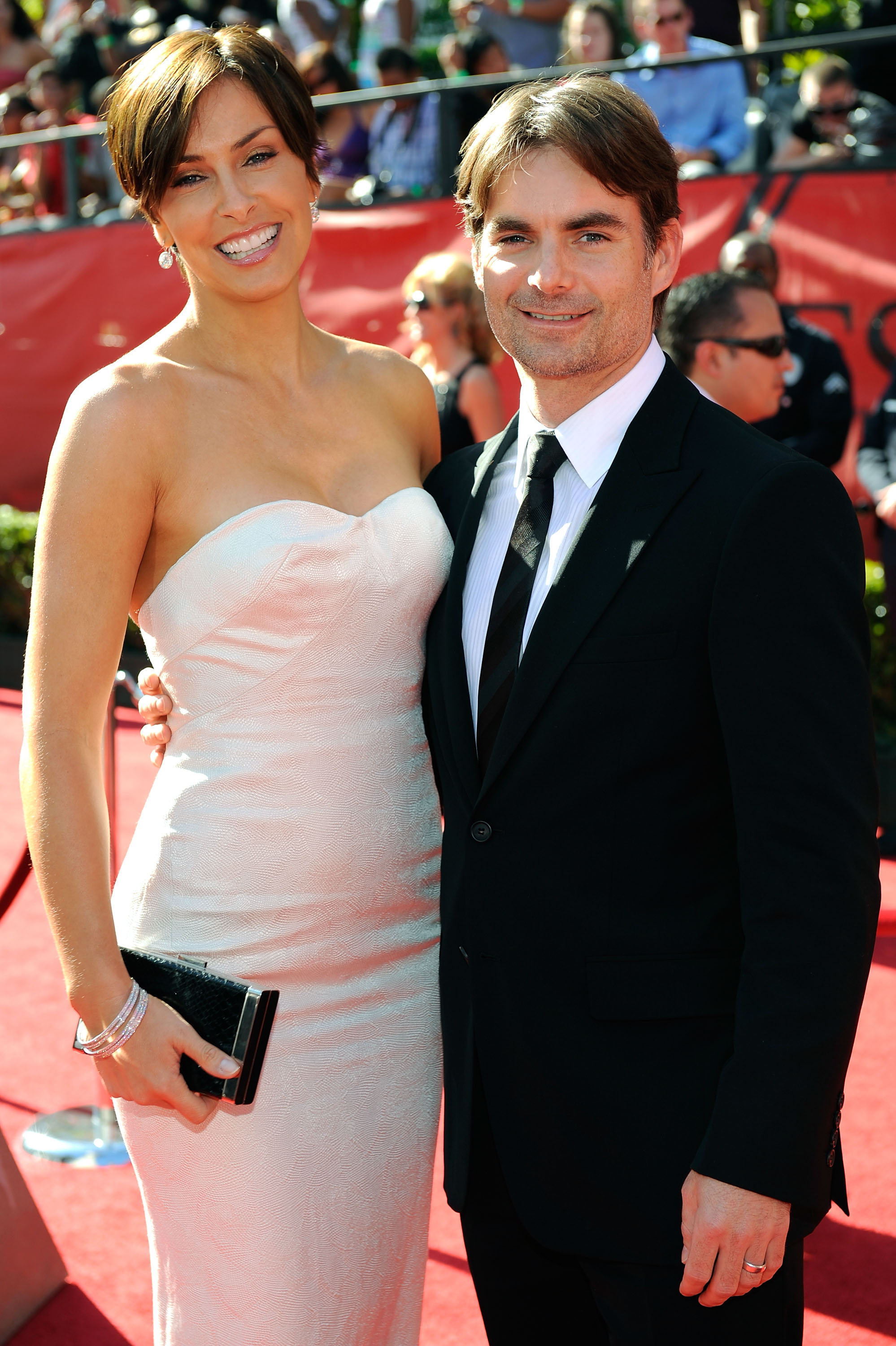 Nascar S Jeff Gordon Wife Welcome Baby Boy Access Online
