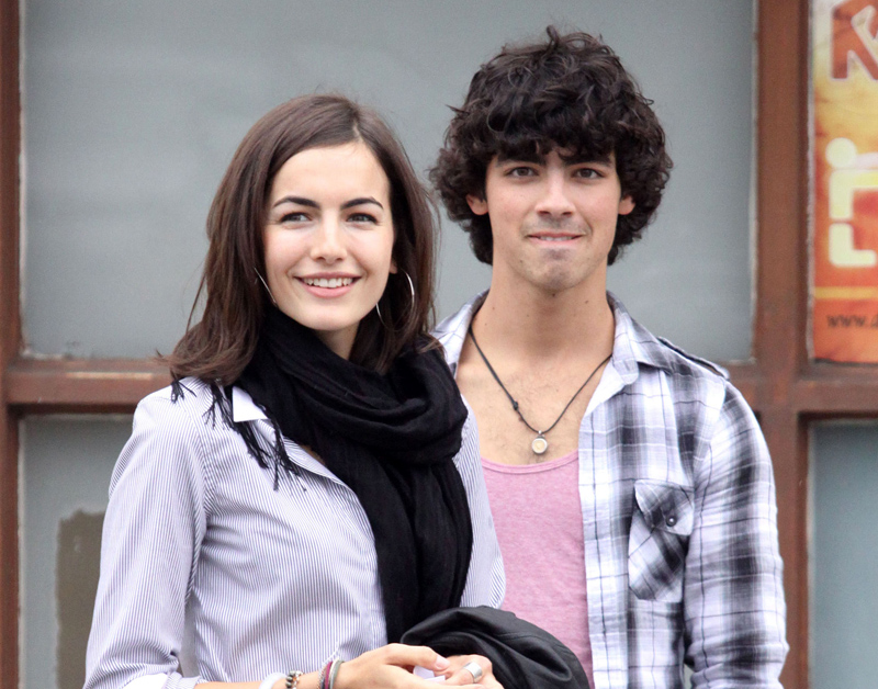 Joe Jonas Camilla Belle Call It Quits Access Online