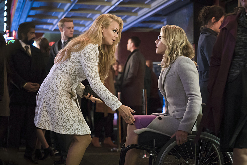 Arrow-Charlotte-Ross-Previews-High-Stakes-For-Donna-Lance