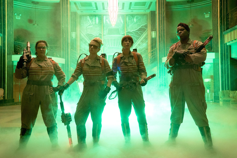 Melissa-McCarthy-Kate-McKinnon-Kristen-Wiig-and-Leslie-Jones-in-Ghostbusters