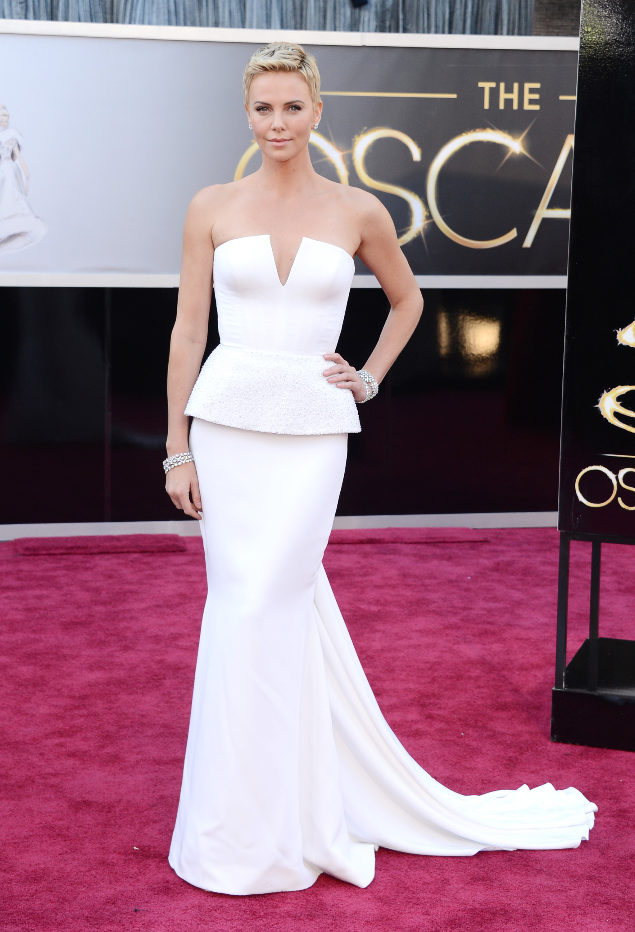 Charlize Theron's Stunning Red Carpet Style | Access Online