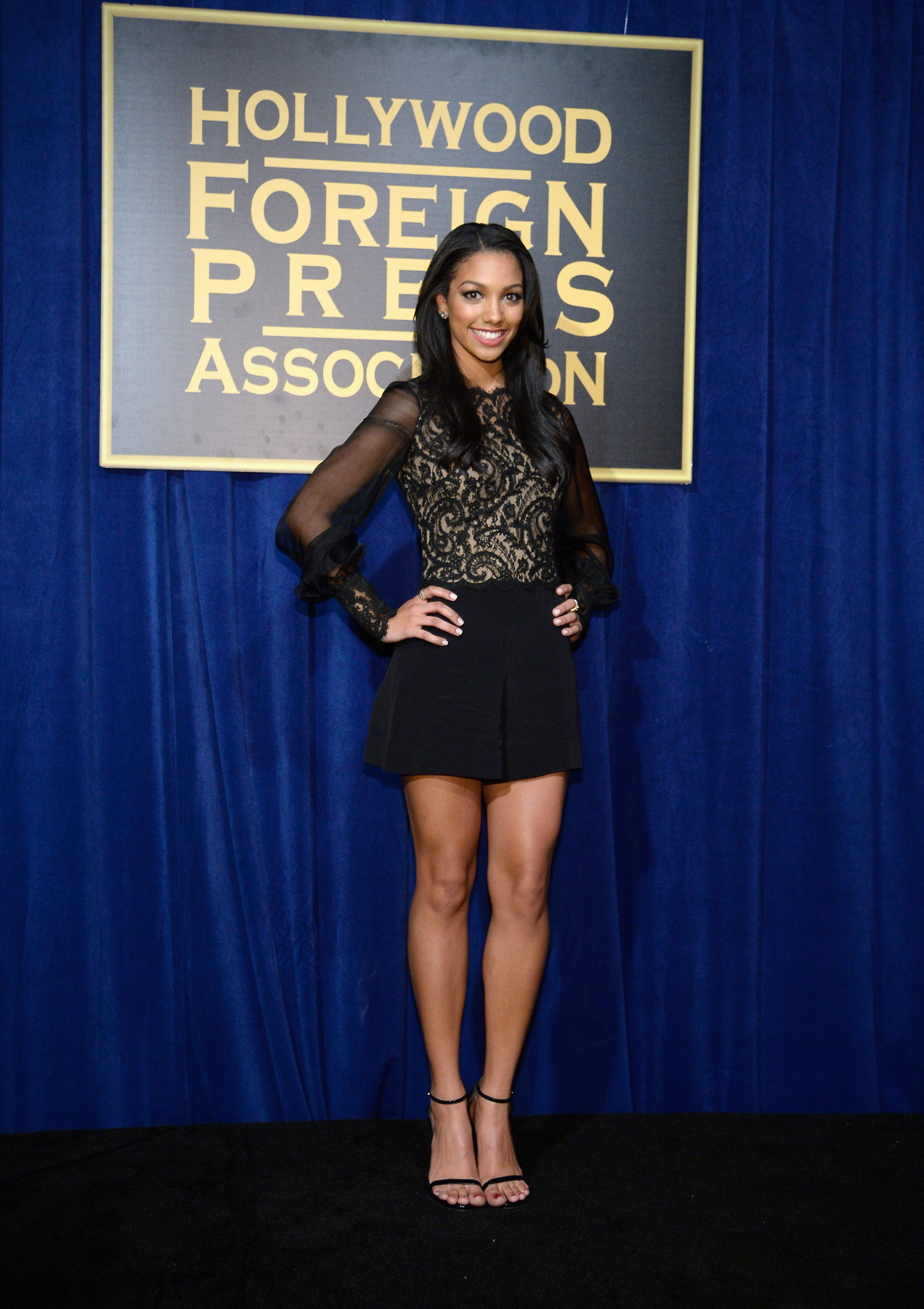 Corinne-Foxx-Named-Miss-Golden-Globe-2016